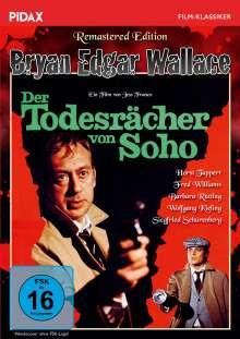Der Todesrächer von Soho, DVD