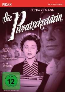 Die Privatsekretärin (1953), DVD