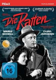 Die Ratten (1955), DVD