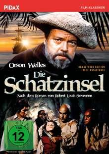 Die Schatzinsel (1970), DVD