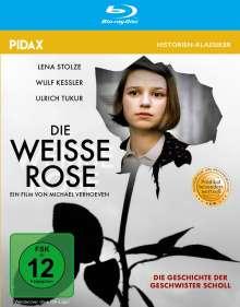 Die weisse Rose (Blu-ray), Blu-ray Disc