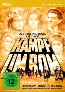 Kampf um Rom, 2 DVDs