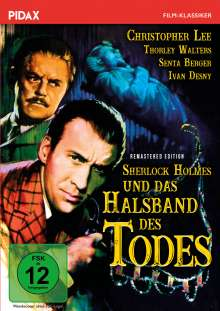 Sherlock Holmes und das Halsband des Todes, DVD
