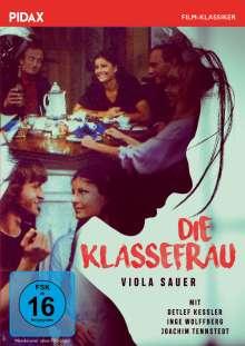 Die Klassefrau, DVD