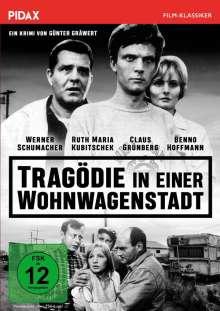 Tragödie in einer Wohnwagenstadt, DVD