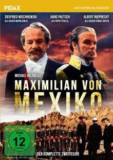 Maximilian von Mexiko, DVD