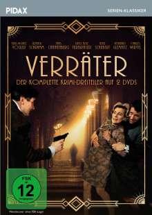Verräter, 2 DVDs
