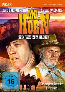 Mr. Horn - Sein Weg zum Galgen, DVD