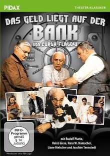 Das Geld liegt auf der Bank, DVD