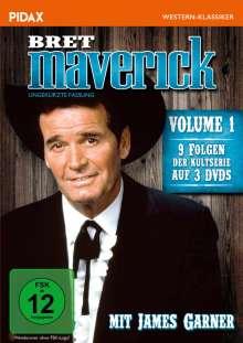 Bret Maverick Vol. 1, 3 DVDs