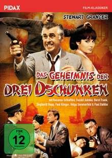 Das Geheimnis der drei Dschunken, DVD