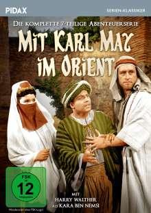 Mit Karl May im Orient (Komplette Serie), DVD
