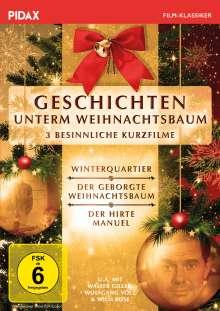 Geschichten unterm Weihnachtsbaum (3 Kurzfilme), DVD