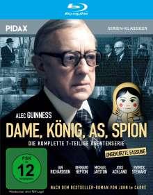 Dame, König, As, Spion (1979) (Komplette Serie) (Blu-Ray), Blu-ray Disc
