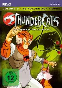 ThunderCats Vol. 3, 4 DVDs