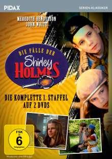 Die Fälle der Shirley Holmes Staffel 1, 2 DVDs