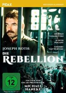 Die Rebellion, DVD