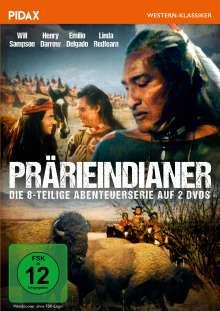 Prärieindianer (Komplette Serie), DVD