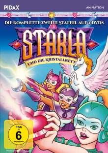 Starla und die Kristallretter Staffel 2, 2 DVDs