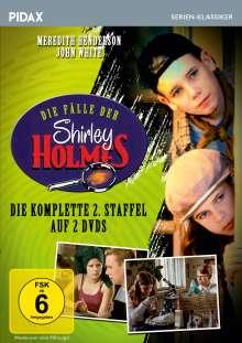 Die Fälle der Shirley Holmes Staffel 2, 2 DVDs
