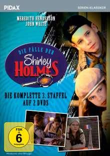 Die Fälle der Shirley Holmes Staffel 3, 2 DVDs