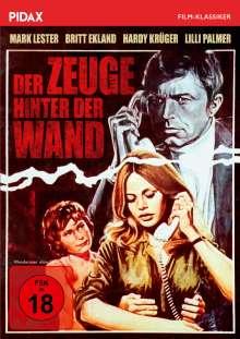 Der Zeuge hinter der Wand (Diabolisch), DVD