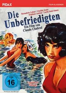 Die Unbefriedigten, DVD