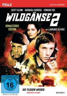 Wildgänse 2 - Sie fliegen wieder, DVD