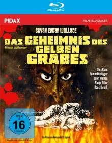 Das Geheimnis des gelben Grab (Blu-ray), Blu-ray Disc