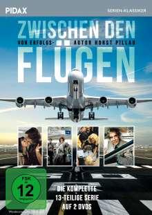 Zwischen den Flügen (Komplette Serie), 2 DVDs