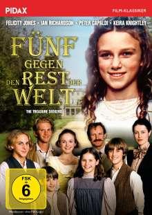 Fünf gegen den Rest der Welt, DVD