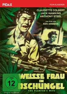 Weisse Frau im Dschungel, DVD