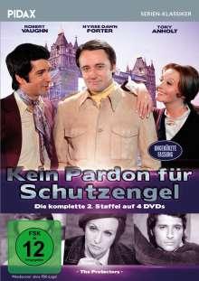Kein Pardon für Schutzengel Staffel 2, 4 DVDs