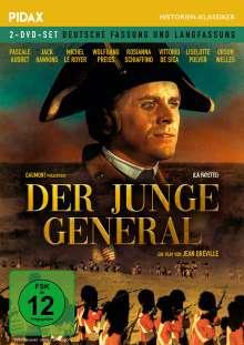 Der junge General, DVD