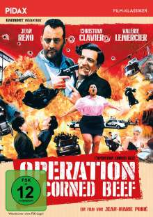 Operation Corned Beef, DVD