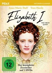 Elizabeth I (2005), 2 DVDs