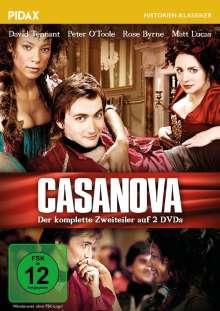Casanova (2005), DVD