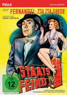 Staatsfeind Nr. 1 (1953), DVD