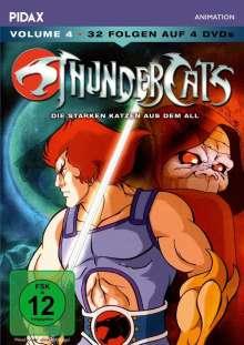 ThunderCats Vol. 4, 4 DVDs