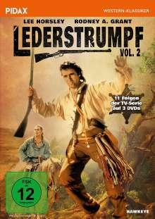 Lederstrumpf Vol. 2, 3 DVDs