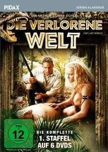 Die verlorene Welt Staffel 1, 6 DVDs