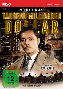 Tausend Milliarden Dollar, DVD