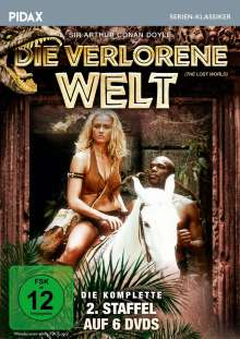 Die verlorene Welt Staffel 2, 6 DVDs