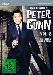 Peter Gunn Vol. 2, 4 DVDs