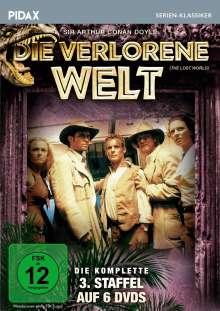 Die verlorene Welt Staffel 3, 6 DVDs