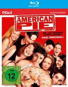 American Pie (Blu-ray), Blu-ray Disc