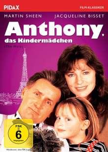 Anthony, das Kindermädchen, DVD