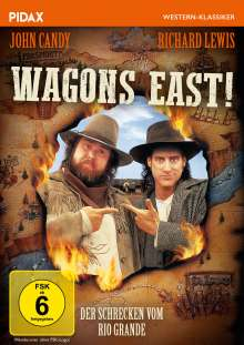 Wagons East!, DVD