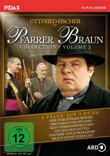Pfarrer Braun Collection Vol. 2, 3 DVDs