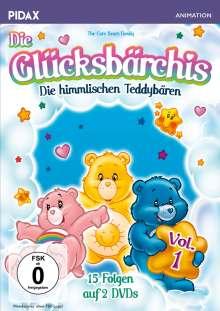 Die Glücksbärchis - Die himmlischen Teddybären Vol. 1, 2 DVDs
